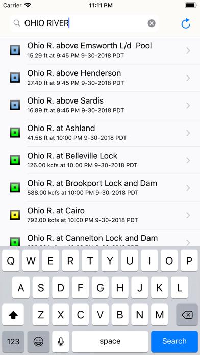 Rivercast Screenshot