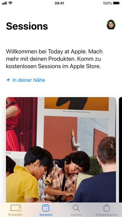 Herunterladen Apple Store für Pc