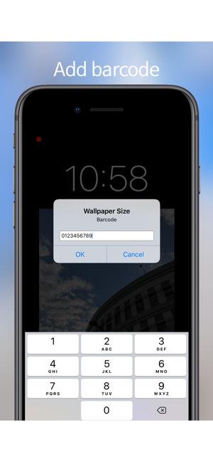 Wallpaper Size En App Store