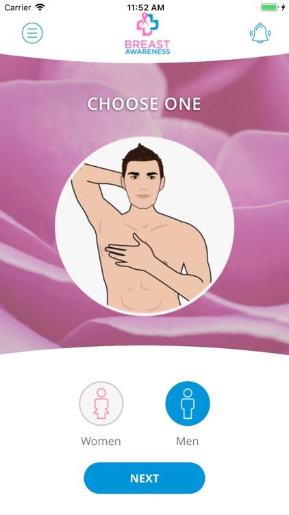 Breast Awareness App