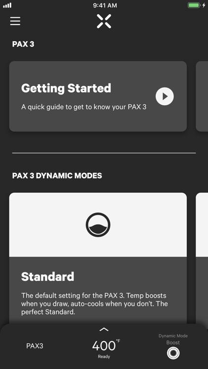 PAX Mobile screenshot-3