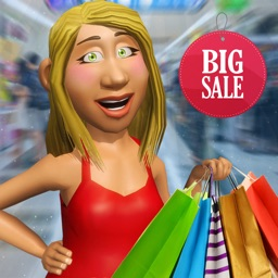 Supermarket Shopping Girl Game