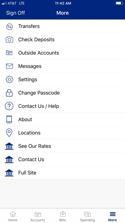 Home Federal Bank of Tennessee screenshot-4