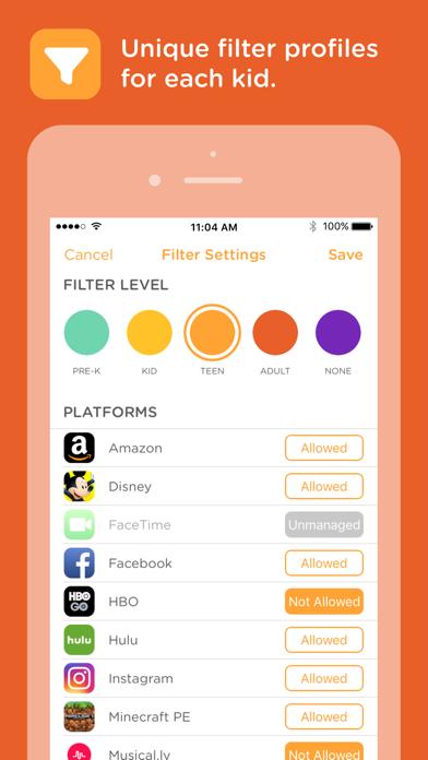 Circle 1st generation Screenshot
