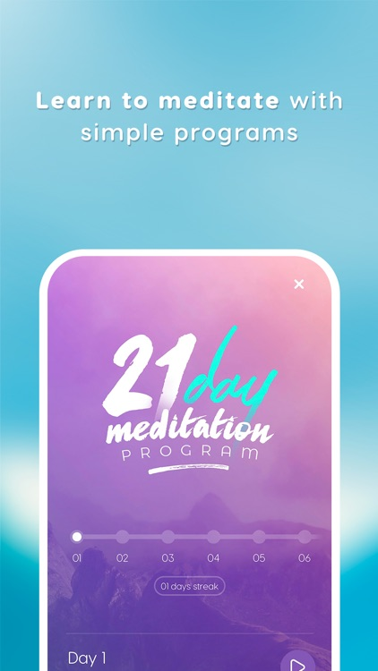 Zen: Meditation & Sleep screenshot-4