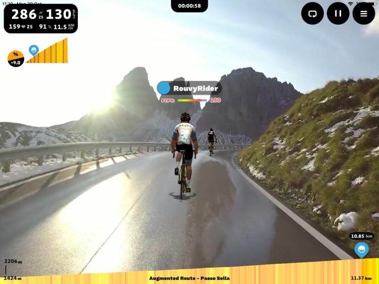 Rouvy screenshot-4