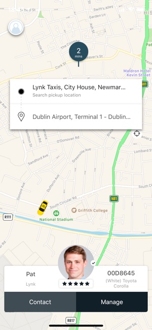 Lynk Taxis on the App Store