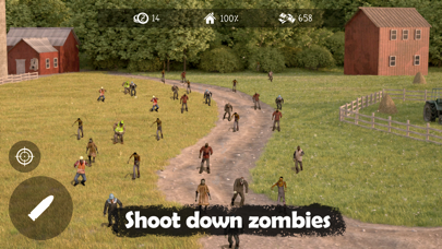 Dead Zed screenshot 1