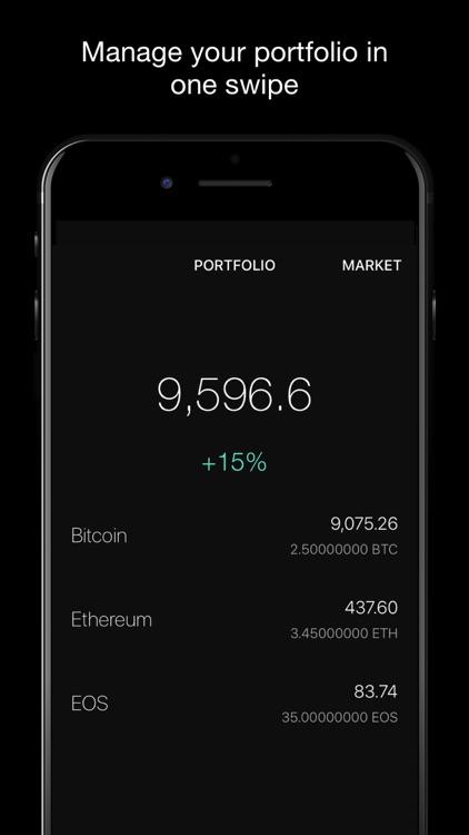Crypton, Crypto Market Tracker screenshot-5