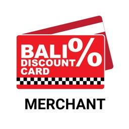 Merchant Bali Discount Card