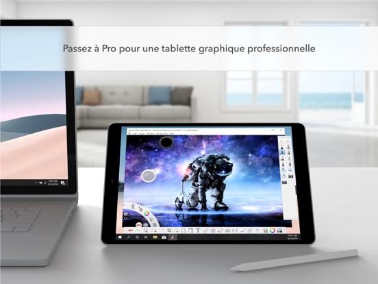 Duet Display iPad captures décran