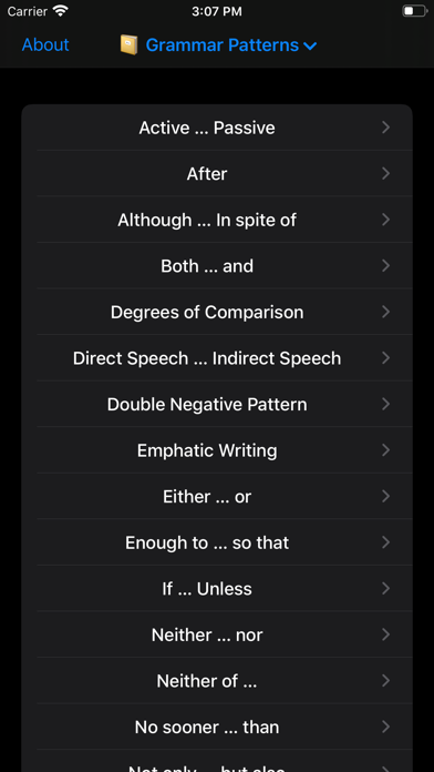 Matric Grammar Helperのおすすめ画像1