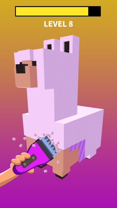 Pet Shave 3D screenshot 2