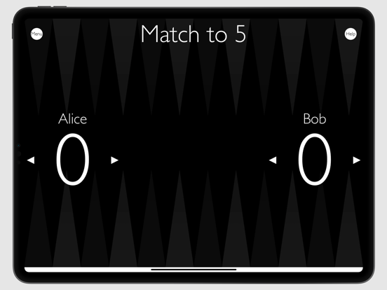 BGScore -Backgammon Scoreboard- screenshot