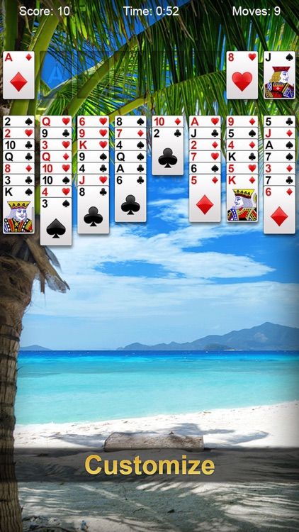 FreeCell Solitaire ▻ screenshot-3