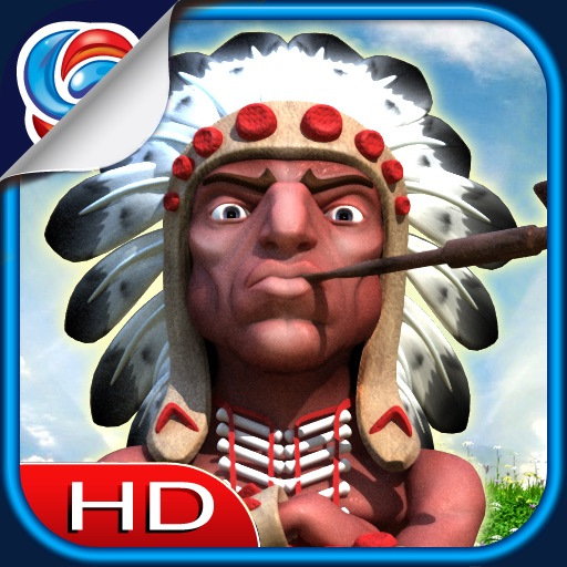 Pioneer Lands HD lite: western settlers strategy icon
