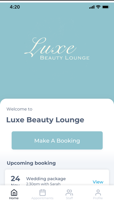 Luxe Beauty Lounge