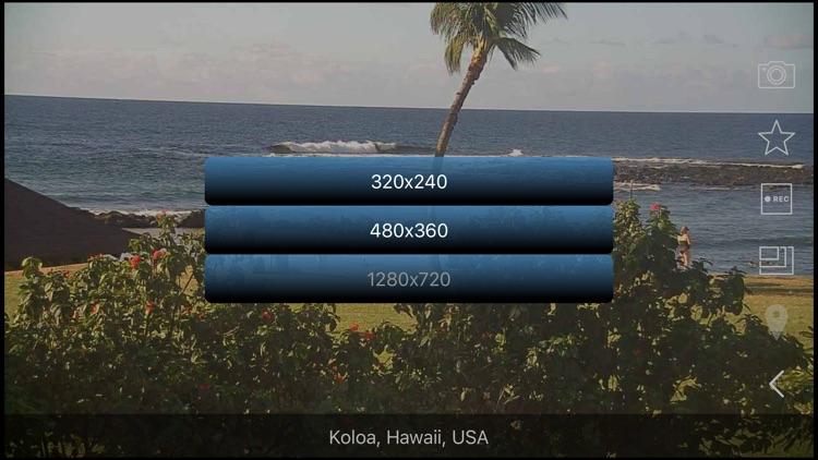 Earth Online: Live Webcams Pro screenshot-9