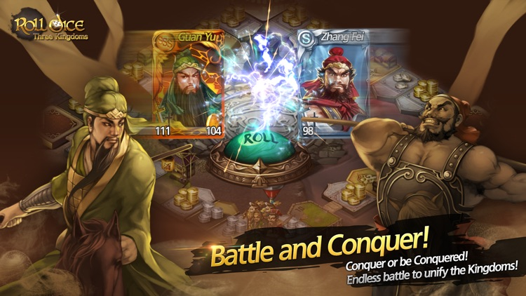 Roll Dice: Three Kingdoms screenshot-0