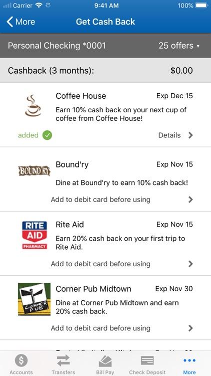 Hyperion Bank Mobile Banking screenshot-6