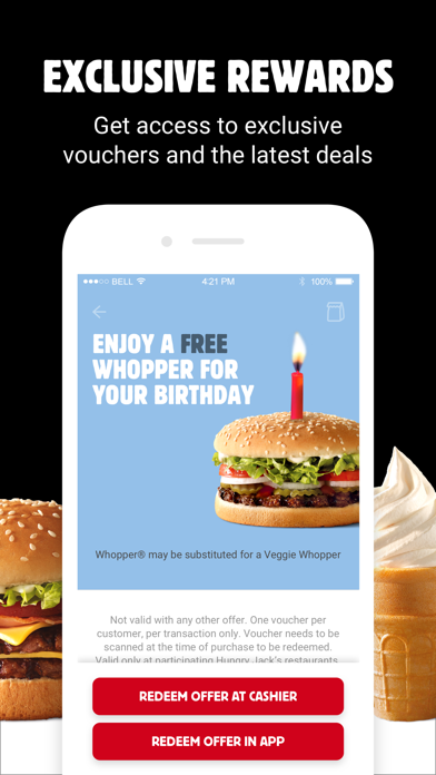 Download Hungry Jack's® Shake & Win for Pc