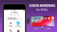 Screen Mirroring+ for Roku iphone images