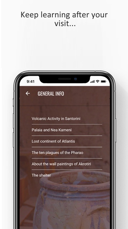 Akrotiri Audio Guide screenshot-4