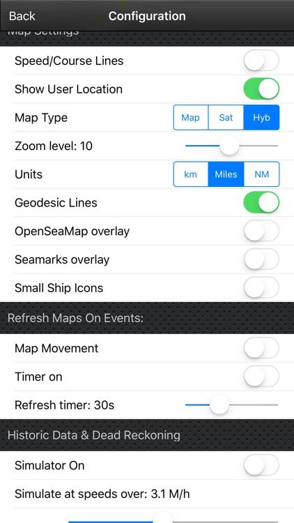 TrackaShip Live Marine Traffic screenshot-4