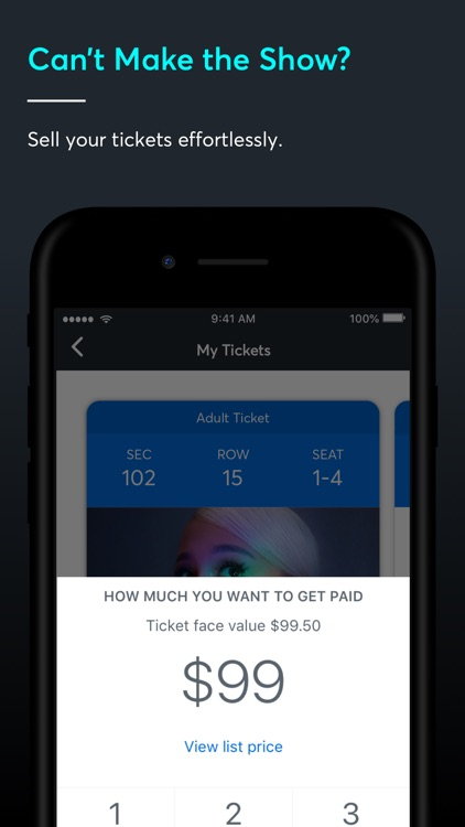 Ticketmaster-Buy, Sell Tickets screenshot-4
