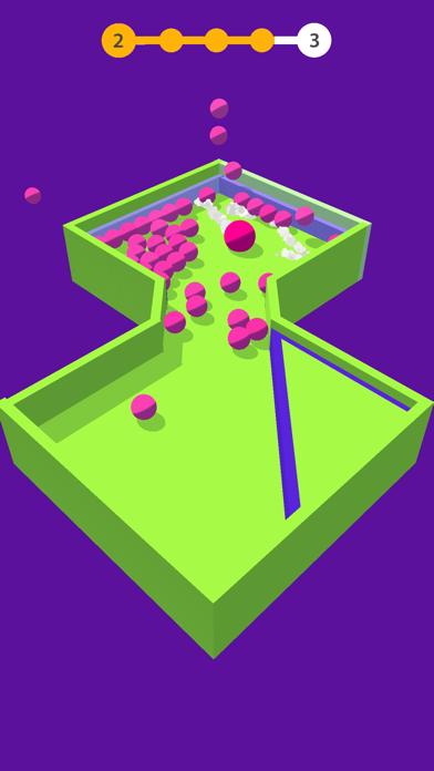 Crazy-Pool 3D screenshot 2