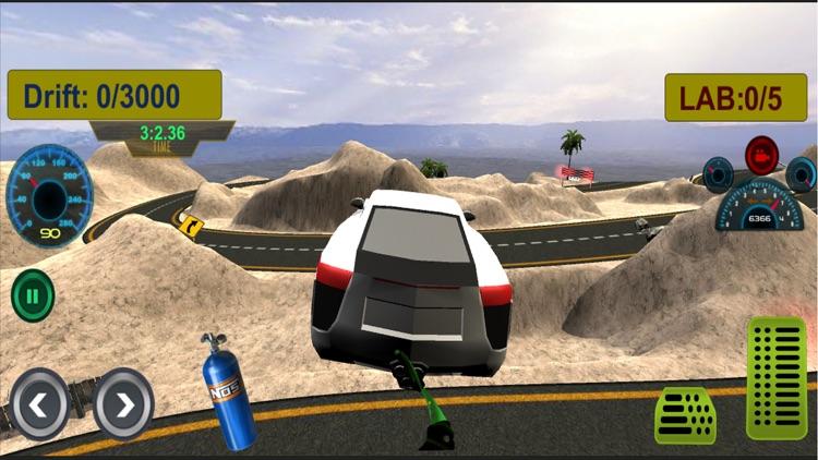 New Drift Real Desert Rally screenshot-6