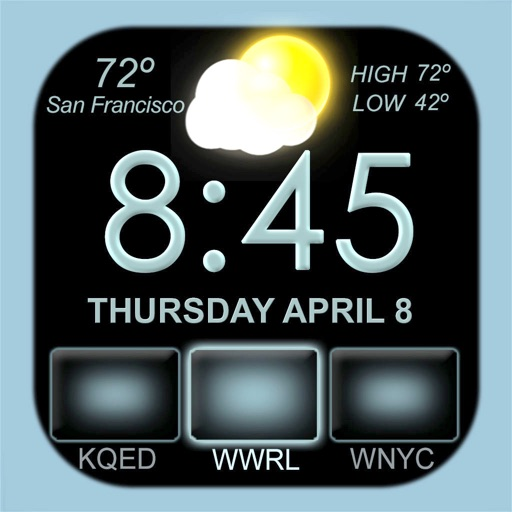 Best Clock Radio Alarm f