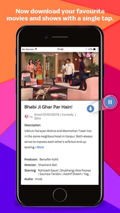 Tata Sky - Live TV & Recharge screenshot-4