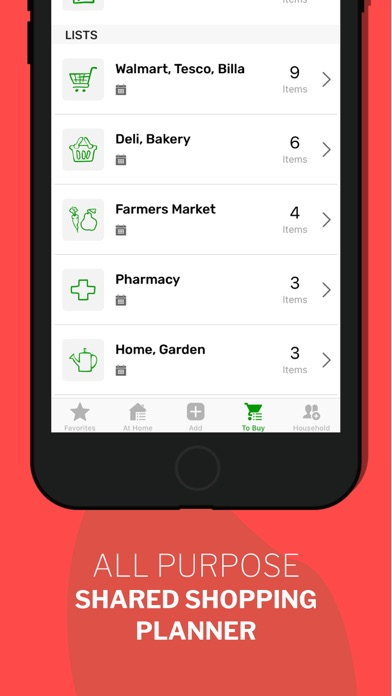 CozZo・Food Inventory Manager screenshot three