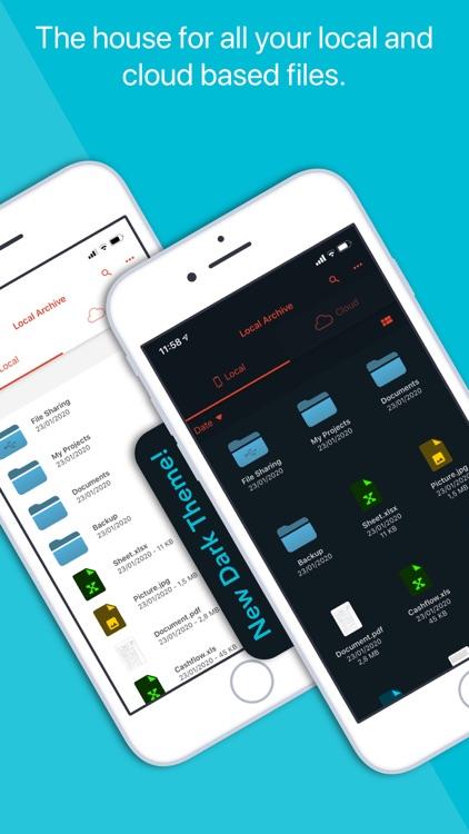 Amerigo - File Manager screenshot-0
