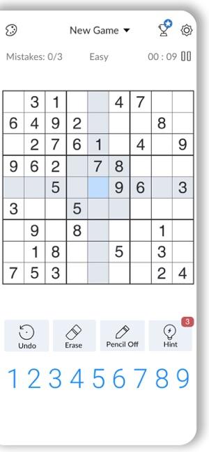 Sudoku - Classic Sudoku on the App Store