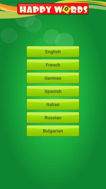 Happy Words: Online Word Game screenshot-3