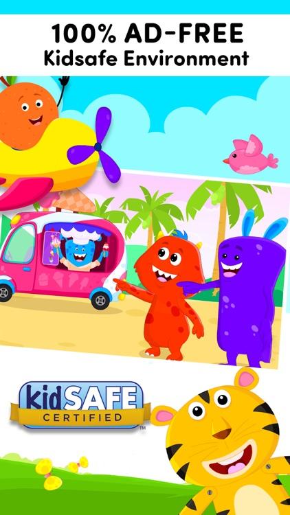KidloLand Kids Toddler Games screenshot-9