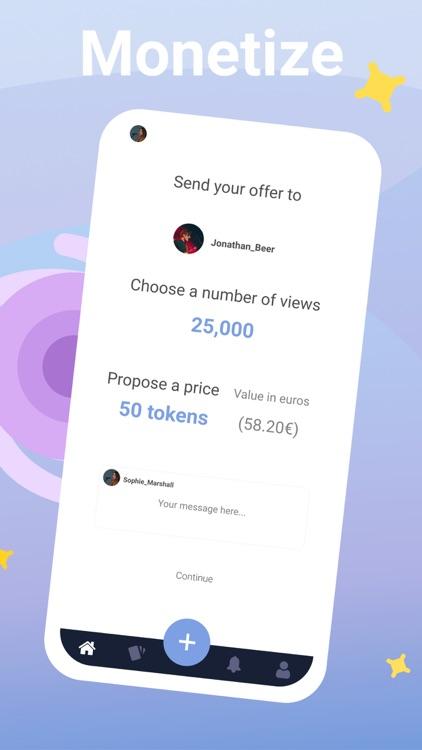 Sinaps - Social Network screenshot-4