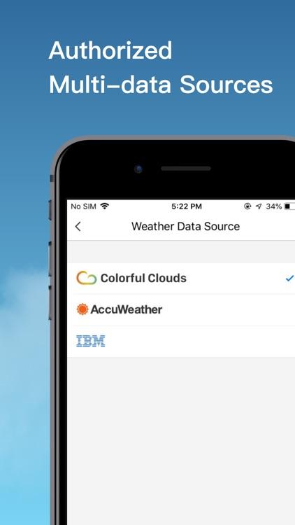 Weather Pro-Forecast&Radar screenshot-4