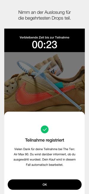 Nike SNEAKRS App Store im SNEAKRS App Nike im tsQdhCr