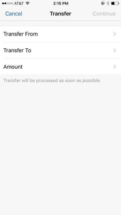 Lake City Mobile Banking screenshot-3