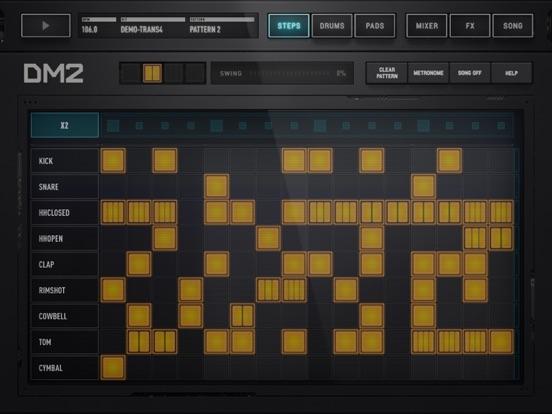 DM2 The Drum Machine