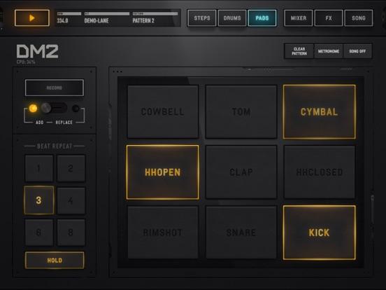 DM2 The Drum Machine Screenshots