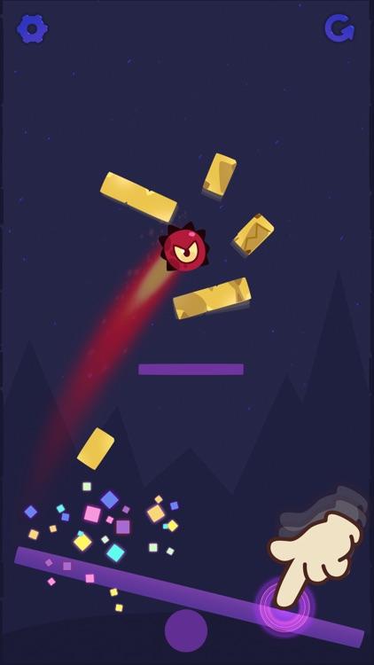 Bouncy Catapult King screenshot-0