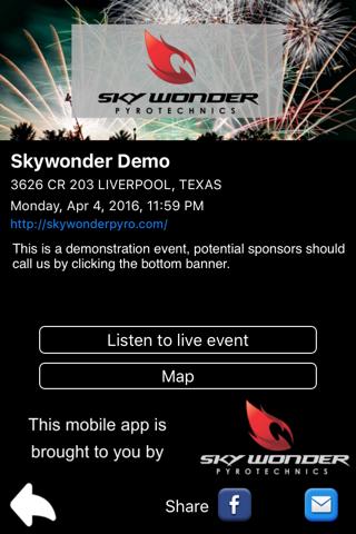Sky Wonder Pyrotechnics - náhled