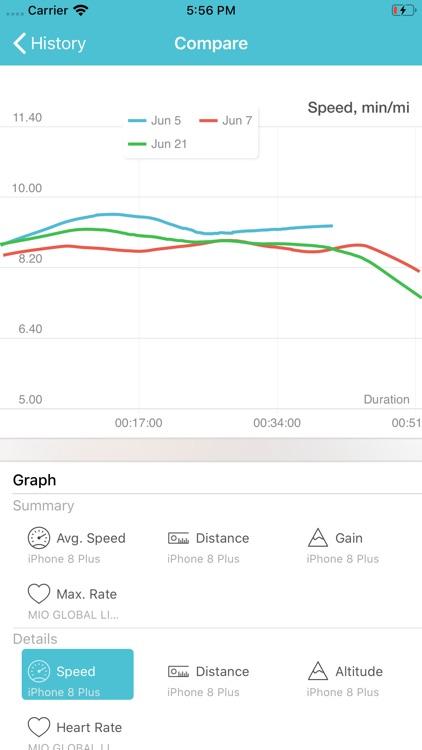 Rebios - GPS Track Running screenshot-5
