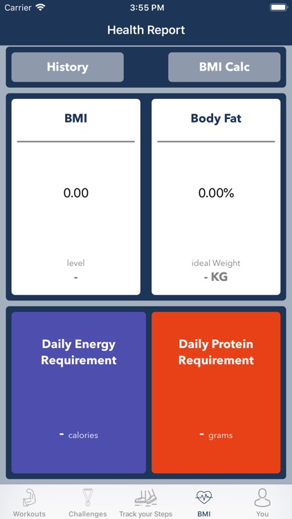Gym Coach-BodyBuilding&Fitness screenshot-8