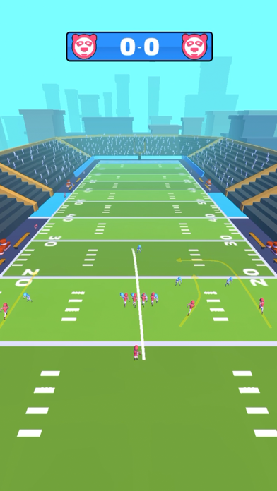 Touchdown Glory 2021 screenshot 1