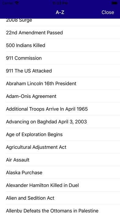 American History: 1492-2020 screenshot 4